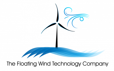 The Floating Wind Technology Company Website Logo